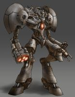 mech1 by paolog