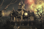 haunted mansion by Porexpant