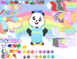Dress Up Care Bears - Dressup24h.com by willbeyou