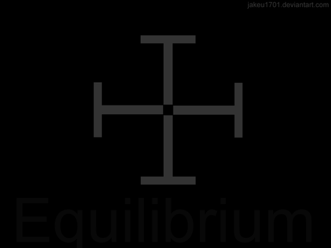 Equilibrium with title by Jakeu1701