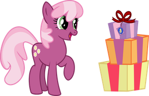 Cheerilee's Birthday by UlyssesGrant