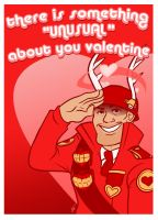 It's not unusual by OhSadface