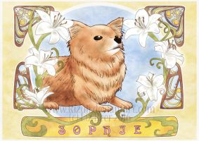 :COM: Sophie by Rizuii