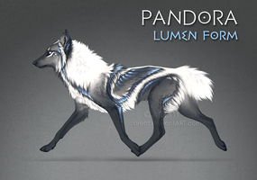 Pandora - lumen form by areot