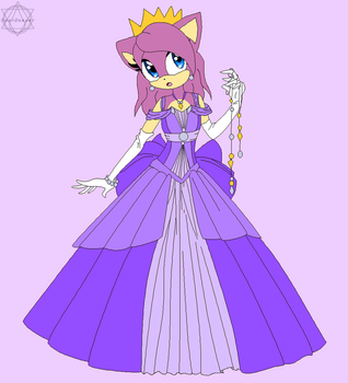 fancy princess by Princess-Amy-Rose