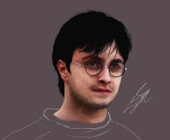 Harry Potter WIP by milou15