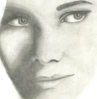 Picture of a Woman by artistandi