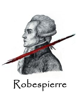 Robespierre by IrisGrass