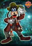 Disney Doctors - 4th doctor by kiraji