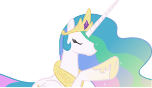 Celestia Wants Silence by Crisx3