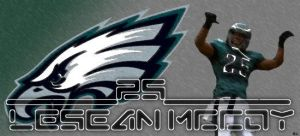 LeSean McCoy by EaglesxLegend