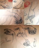 Hands and Feet by Rinska