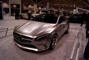 Mercedes-Benz Style Coupe by rioross
