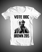Doc Brown 2015 by kidswithscissors