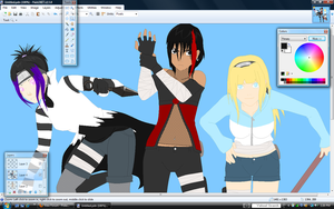 Team Redesign WIP 3 by alexpc901