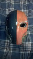 Deathstroke mask3 by wolfatheart13