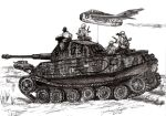 Taking Back the Steppe vk 4502 (p) ausf. a by shank117