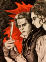 Sweeney Todd by lpschnzr2