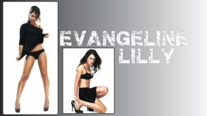 Evangeline Lilly Wallpaper 2 by ResolutionDesigns