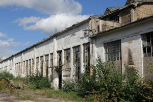 Industrial decay Stock 43 by Malleni-Stock
