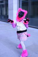Candy the Poodle 2 by CuriousCreatures