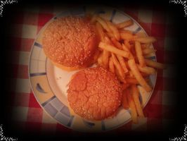Home-made Fast Food by Stefi-chan