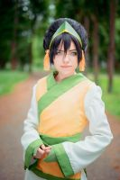Toph Bei Fong - Blind by TophWei