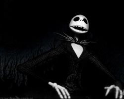 Jack Skellington - Nightmare by vallo