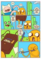Adventure Time Ripoff 04 by AF16