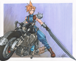 Cloud by DiscOhBot
