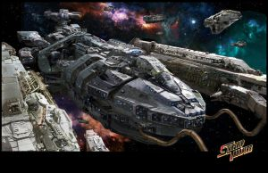 Starship Troopers by uncannyknack