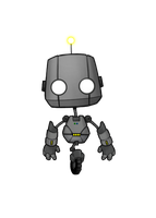 ITAE Robot by MetalSlime18