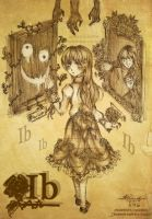Ib~ from the Ib the Game by RossiniCrezyel