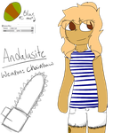 youve heard of flower child now get ready for by MapleSyrupMonster