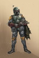 The Fett by M-Atiyeh