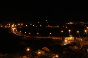 Portimao at Night v2 by gendosplace