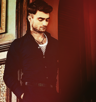 Daniel Radcliffe Chest Fur by Richard67915