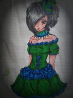 Dressed Up by KittyNinja2009