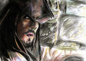 Jack Sparrow by Tacoly