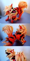 ARCANINE by Neooxx