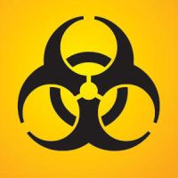 Biohazard Symbol by abattoir