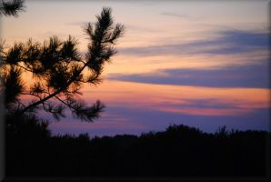 Belle Plaine Sunset by TThealer56