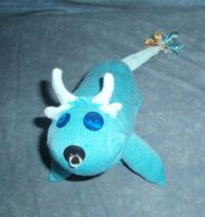 Babe the Blue Ox by RedDragonfly