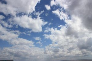 Basic clouds 2 by CAStock