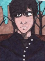 Conor Oberst by hellotherelittlebug
