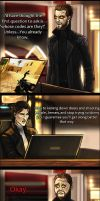 .deus ex: Pritchard's job. by JustBast