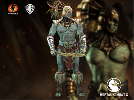 Kotal Kahn by Sticklove