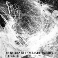 The Return of Fractastic Brush by Protowing