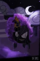 A Gastly Mistress by vellumed