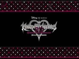Kingdom Hearts 3D Wallpaper by MizukiYumeko
